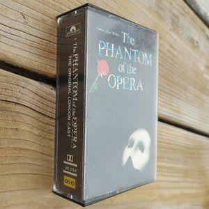 The Phantom of the Opera Double Cassette Tape Set